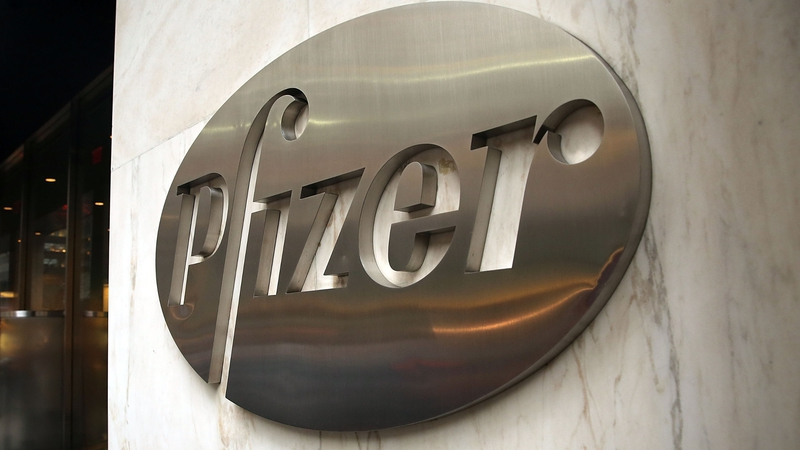 Pfizer was fined a record £84.2m