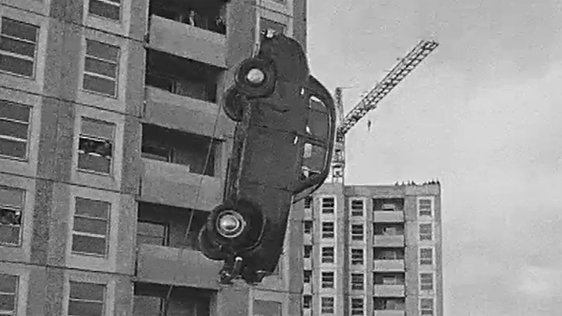 Car Crash Experiment, Ballymun (1966)