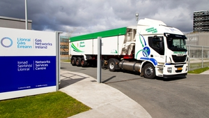Gas Networks Ireland secures funding to develop the first 14 stations of a planned 70 CNG filling stations nationwide