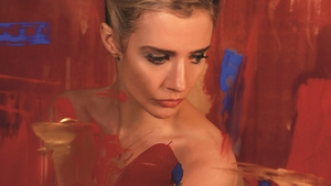 Lisa Dwan stars in Marina Carr's adaptation of Leo Tolstoy's Anna Karenina, currently playing on the Abbey stage