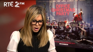 Jennifer Aniston gives Eoghan McDermott's Irish accent test a go