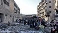 Kerry urges 'grace' from Russia in Aleppo talks
