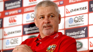 Warren Gatland believes that the Lions are in good shape ahead of their summer tour