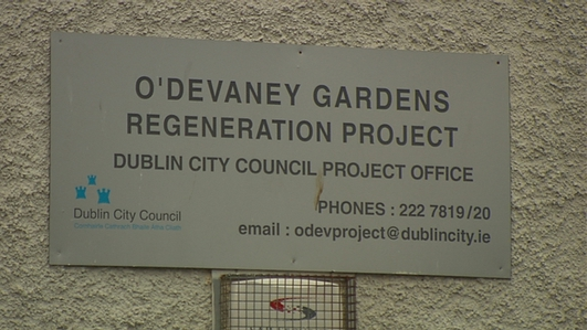 Funding row puts major Dublin housing project at risk