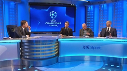 "UEFA Champions League: Sadlier - ""Dortmund & Madrid could get found out"""