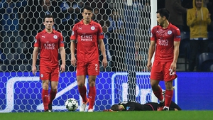 Leicester were humiliated by Porto