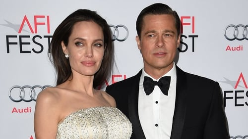 Angelina Jolie and Brad Pitt became close on the set of Mr and Mrs Smith in 2005