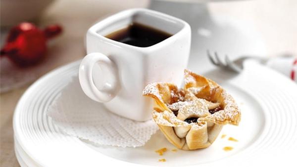Gluten-free mince pies!
