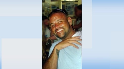 Aidan O'Driscoll was shot up to four times on the street close to where he worked