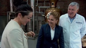 Gin it to win it. Grainne and Trishna horse into the gin on The Apprentice