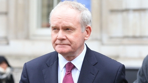 Martin McGuinness has withdrawn from a trip to China on medical advice
