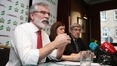 Adams denies he lied in Dáil over Stack case