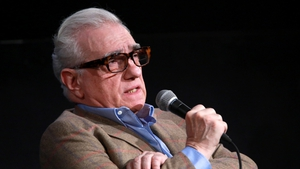 Martin Scorsese is in Dublin this weekend