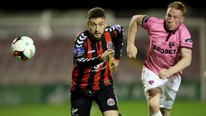 Chris Kenny has joined Sligo Rovers