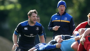 Heaslip's current deal with the IRFU is up at the end of the season
