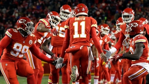 Alex Smith proved instrumental