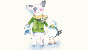 The eponymous Pigín of Howth, by Kathleen Watkins and Margaret Anne Suggs - a must for kids this Christmas