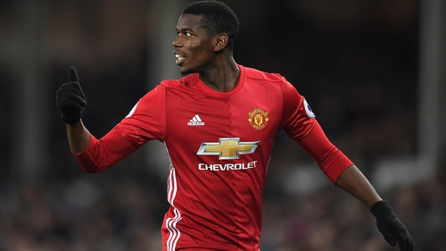 Paul Pogba's move to Manchester United