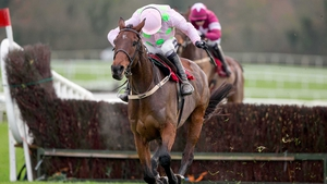 Ruby Walsh and Djakadam on their way to victory last year