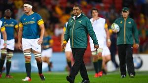 Allister Coetzee stays in charge for the time being