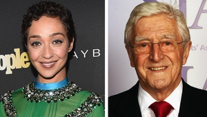 Oscar-tipped Irish actress Ruth Negga and chat show legend Michael Parkinson will be joining Ryan in studio