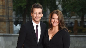Louis Tomlinson and his late mother Johannah