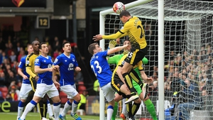 Watford and Everton meet at Vicarage Road