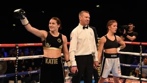 Katie Taylor made light work of Karina Kopinska