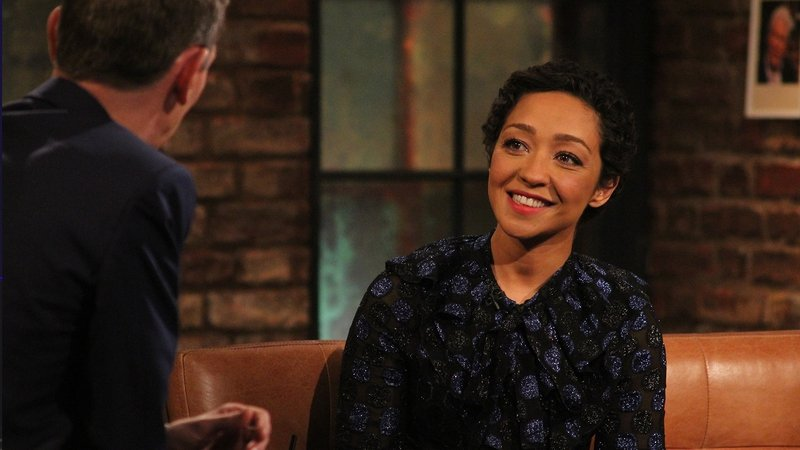 The Late Late Show: Ruth Negga