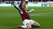 Jeff Hendrick put Burnley 1-0 up