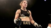 Katie Taylor easily won her maiden pro bout