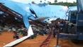 160 feared dead in Nigeria church collapse