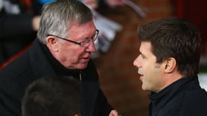 Ferguson remains a friend and mentor of the Spurs boss