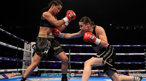 Katie Taylor: 'A win is a win, I suppose'