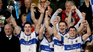 Vincent's celebrate their seventh Leinster title