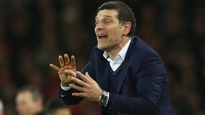 Slaven Bilic: 'I feel for them, my prayers are for them.'