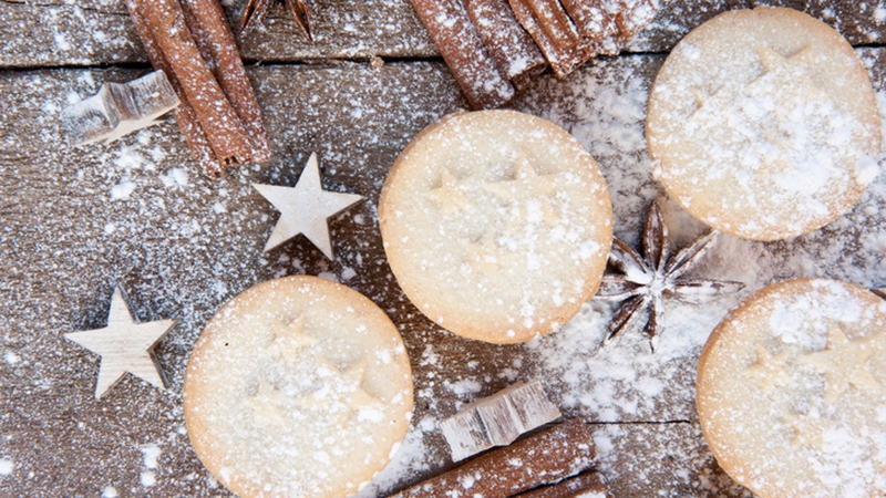 €383,000 spent on mince pies already - Kantar