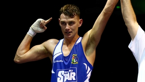 Sean McComb will make his World Series of Boxing debut next year