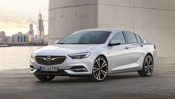 The new generation Opel Insignia should be on sale by June