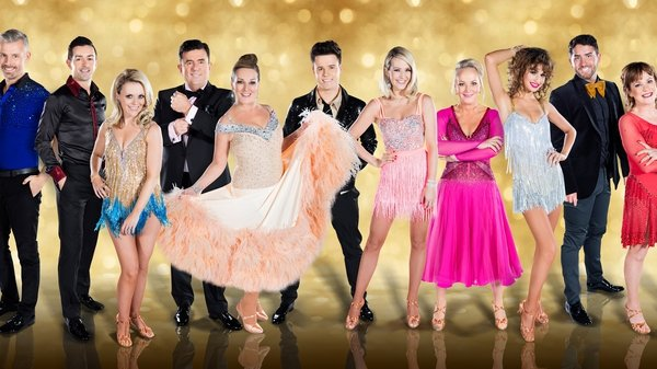 The full line-up for Dancing with the Stars