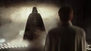 Spencer Wilding as Darth Vader in Rogue One: A Star Wars Story Still: Disney