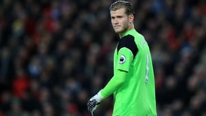Loris Karius hasn't played in Liverpool's last five games