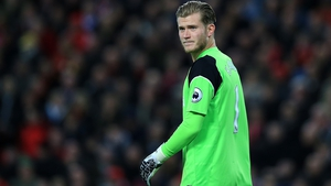 Karius has come in for criticism for his performances this season