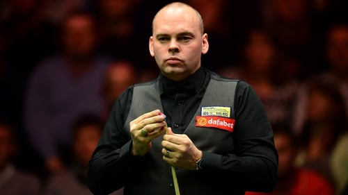 Stuart Bingham was crowned world champion in 2015