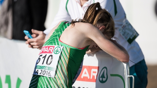 McCormack finished fifth at the cross country championship in Sardinia.
