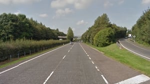 The N4 near Mullingar -  business leaders are calling for upgrades (Pic: Google Maps)