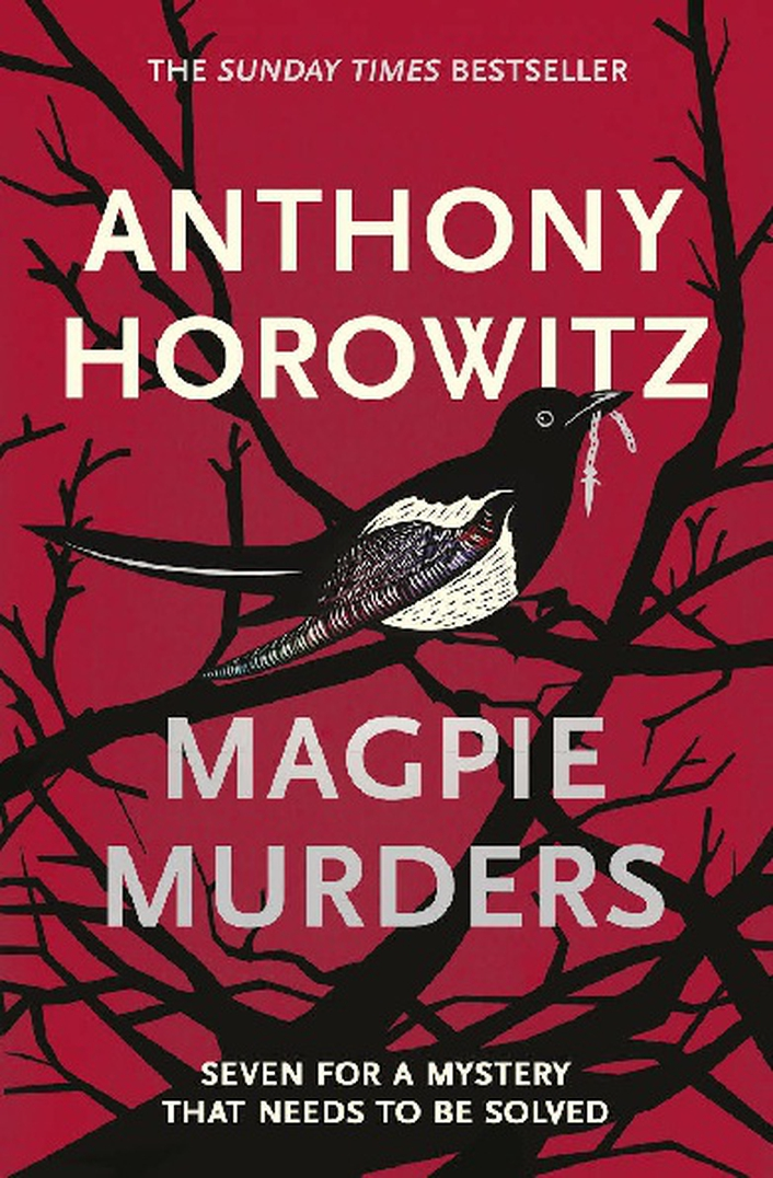Book: Magpie Murders