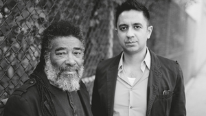Going boldly where few go in jazz - Wadada Leo Smith and Vijay Iyer.