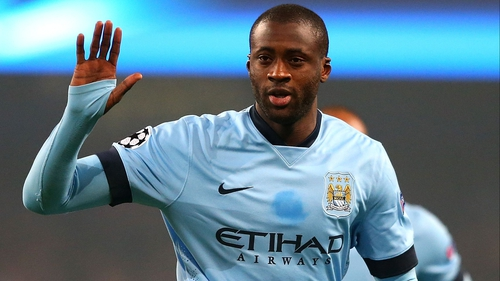 Yaya Toure quits active football at age  35