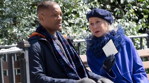 Helen Mirren says the message of her movie Collateral Beauty is an important one for audiences